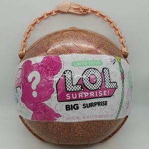 New Sealed L.O.L Big Surprise Limited Edition